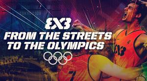 FIBA 3x3 nos Jogos Olímpicos Tóquio 2020