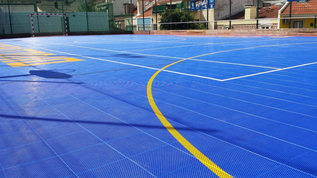 Piso Modular Sportcourt